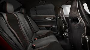2017 alfa romeo giulia interior.  Giulia 1 Of 9The Interior The 2017 Alfa Romeo Giulia Quadrifoglio Is Clean And  Simple With Suede Carbon Fiber Throughout On Interior U