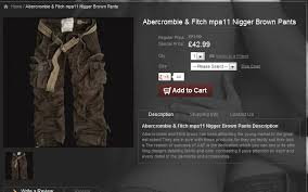Technical Analysis The Abercrombie And Fitch Brown Pants
