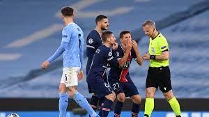 PSG-Stars nach Niederlage gegen Manchester City empört: Vom Schiedsrichter  beleidigt? - Eurosport