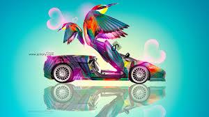 lamborghini gallardo fantasy colibri car