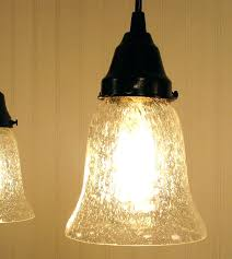 replacement clear glass shades for pendant lights lighting ceiling