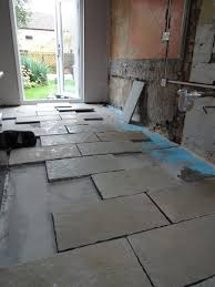 laying limestone floor tiles lovely kezzabeth
