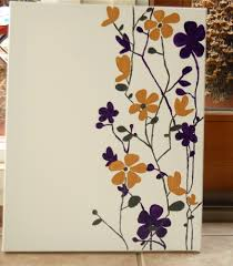 diy easy canvas painting ideas home