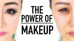 applying a makeup can change you a lot best full face makeup video er