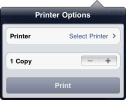How To Print From Your Ipad Dummies