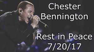 iridescent linkin park cover r i p chester bennington