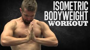 15 Minute Follow Along Isometric Bodyweight Workout