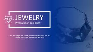 Diamond Powerpoint Template Jewelry Business Powerpoint Template Slidemodel