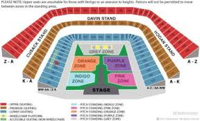 2 X Michael Buble Tickets Croke Park Sat 7th July For Sale