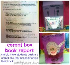Cereal Box Book Report Commercial | Essay Academic Service ...