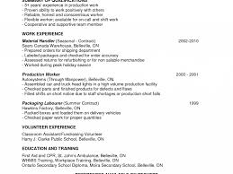 Download Sample Resume Factory Worker Haadyaooverbayresort Com