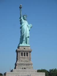 Статуя Свободы в Нью Йорке информация и фото где находится  Статуя Свободы в Нью Йорке