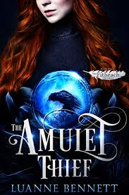 the amulet thief the fitheach trilogy book 1 by bennett luanne