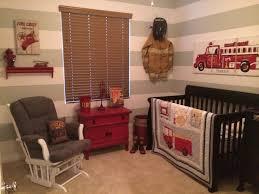 Fireman Room Decor Artofdomaining Com Firefighter Baby Nursery Decor