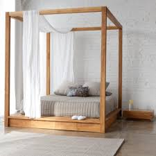 Nice Canopy Bed Frame Queen |