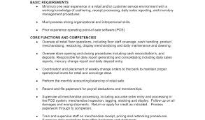 Retail Sales Associate Resume Sample Best Of Retail Sales Lead ...