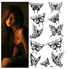 Blog Dočasné Tetování Stylové Tattoo Nanečisto Poštovnézdarmacz