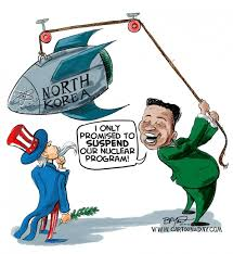 Image result for North Korean LEADER CARTOON