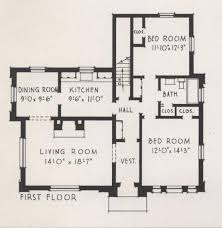 deco home plans art