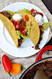 Mucho Burrito Gluten Free Chart Gluten Free Quick And Easy Taco Meat