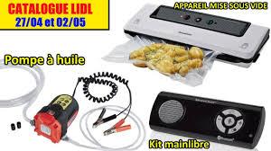Catalogue Lidl 27042017 Et 02052017 Voiture Maison Cuisine