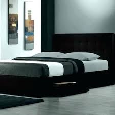 Low platform beds with storage Mid Century Low Bed With Storage Low Platform Beds With Storage Low Bed Storage Low Platform Beds With Dembecileinfo Low Bed With Storage Lax Series Storage Platform Bed And Headboard