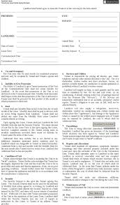 the rent and lease template in pdf word excel format are new york apartment lease agreement form