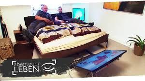 Einfach Und Günstig Selber Bauen Diy Fernseher Unterm Bett Abenteuer Leben Kabel Eins