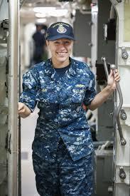 Navy Lt J G Suzanne Gay Of St Leonard Md Serves Aboard Uss