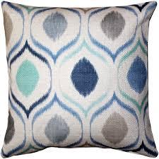 blue throw pillows.  Pillows And Blue Throw Pillows B
