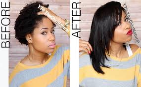 Flat Iron Hairstyles 26 Wonderful How To Flat Iron High Shrinkage Kinky Hair Without Blow Drying First