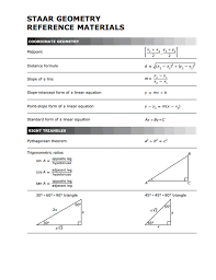 66 Complete Formula Chart For Geometry 10th Grade