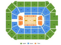 Allstate Arena Rosemont Il Seating Chart 58 Curious Allstate Arena Seat Views