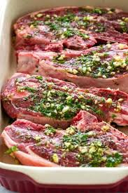 Lamb, prepared with this easy marinade and grilled to perfection, invites your guests to enjoy a dinner that's simple to prepare but offers the aroma and taste of an evening in. Lamb Chops With Garlic Herbs Jessica Gavin