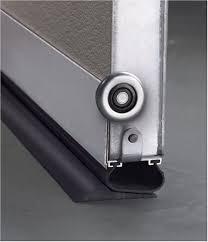 garage door floor sealGarage Door Floor Seal With Garage Door Openers On Chamberlain