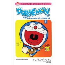Truyện tranh Doraemon truyện ngắn tập 8