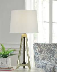 howard metal table lamp cornerstone home interiors contemporary lamps traditional
