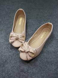 giày búp bê bé gái từ 5-10 tuổi XN09- hàng xuất xịn