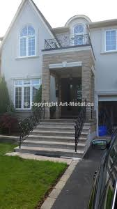 House Railings Exterior Railings Handrails For Stairs Porches Decks