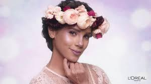 l oréal festival fairy makeup tutorial ad mercial on tv 2018