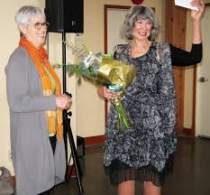 Wendy Hunt honoured at reception | Coast Reporter