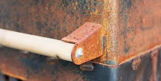 Cor ten steel Wall This New Steel Type Was Named Corten Because Of The Properties Cor corrosion Resistant And Ten tensile Strength Your Outdooroven Is Therefore Able To Corten Steel Ireland Ba Steel Fabrication Weltevree News The Power Of Corten Steel