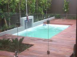plunge pool waterfall 1