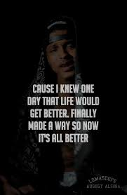 August Alsina AUGUST ALSINA In 40 Pinterest August Alsina Stunning August Alsina Quote About Street Life In Picture