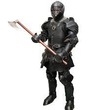 italian milanese leather armor bts 2480