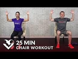 sitting down exercises