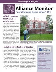 News Letters Newsletters Mn Alliance Of Local History Museums
