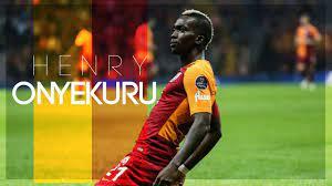 Henry Onyekuru - Galatasaray - YouTube