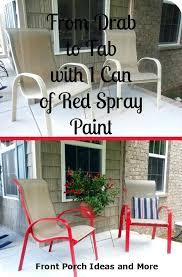 spray paint patio furniture nice painting patio furniture ideas spray paint chair ideas paint your own