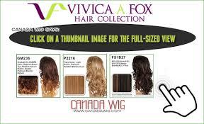 Vivica Fox Hair Color Chart Vivica Fox Hair Color Charts Canada Wigs